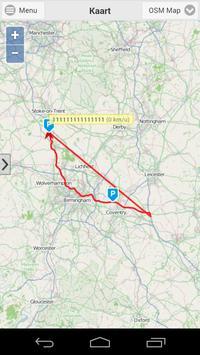 My GPS Tracker Personal GPS apk screenshot