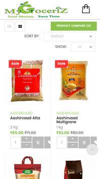 MyGroceriZ.com- Online Grocery apk screenshot