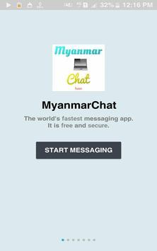 Myanmar Chat poster