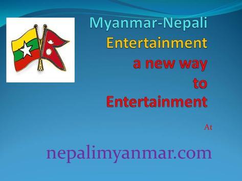 Myanmar Nepali  Radio screenshot 4