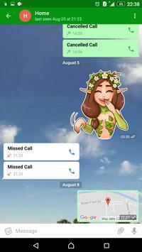 Mychatbook apk screenshot