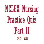 NCLEX Nursing Practice Quiz Part II icon