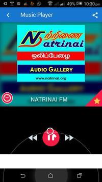 NATRINAI FM poster