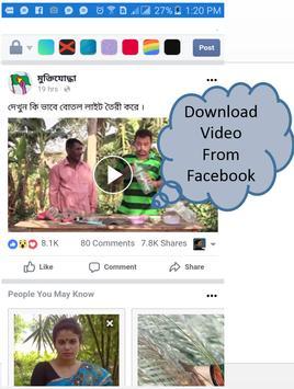 NILU Video Downloader-- Best Video Downloader screenshot 3
