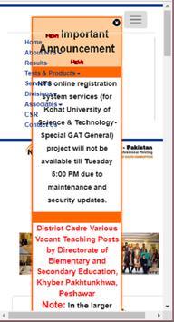 NTS Online screenshot 5