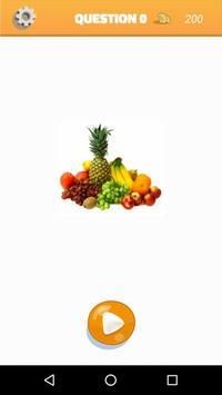 Belajar menebak buah-buahan poster