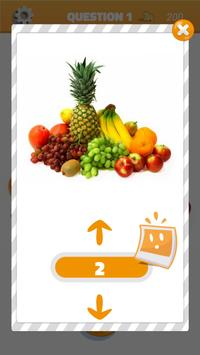 Belajar menebak buah-buahan apk screenshot