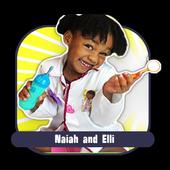 Naiah & Elli Game : Matching Pairs icon