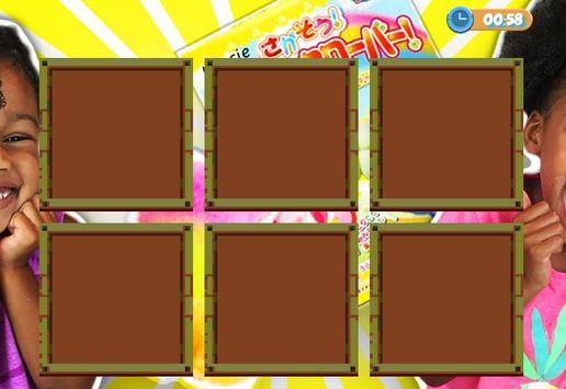 Naiah & Elli Game : Matching Pairs screenshot 2