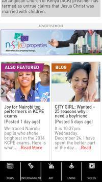 Nairobi News-Latest & trending apk screenshot