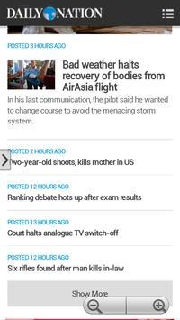 Trending News Kenya App apk screenshot
