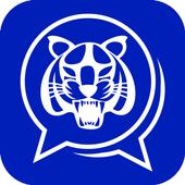 Maung Bandung Messenger icon