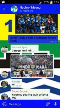 Maung Bandung Messenger poster