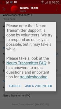 Neuro Transmitter apk screenshot