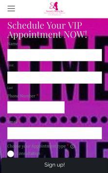 Nevaeh's Beauty Bar & Salon LLC. screenshot 3