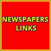 Newspapers Links icon