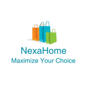 Nexahome: Online supermarket for household product icon