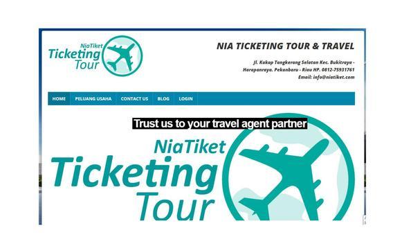 Nia Tiket poster