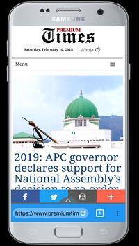 Nigeria News All screenshot 4