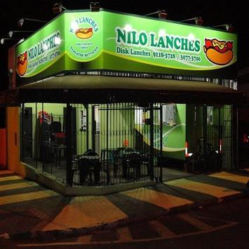 Nilo Lanches Ura poster