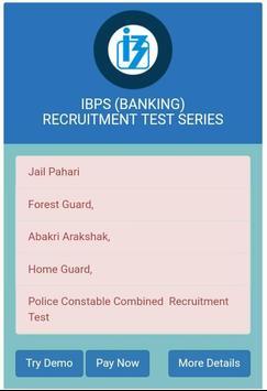 Nitya Academy Test Series screenshot 1