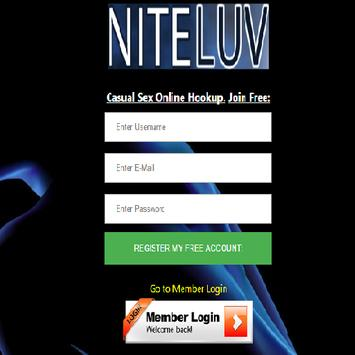 The description of Nite Luv. Nite Luv, Romantic Rendezvous Online Dating  Casual Hookup.