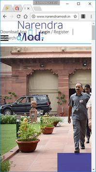 Narendra Modi app screenshot 6