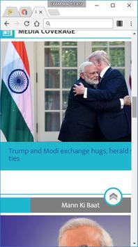 Narendra Modi app screenshot 7