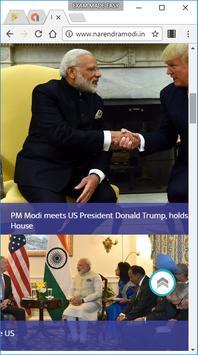 Narendra Modi app screenshot 1