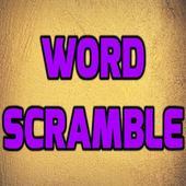 Numbers Word Scramble icon