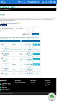 Nurman travel apk screenshot