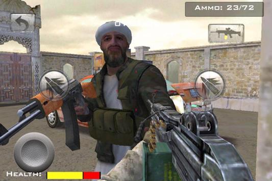 OBJETIVO TERRORISTA screenshot 3