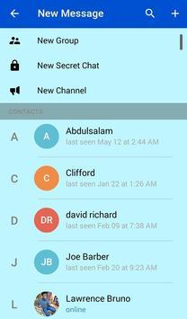 OFAB Messenger apk screenshot