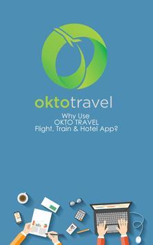 OKTO TRAVEL poster