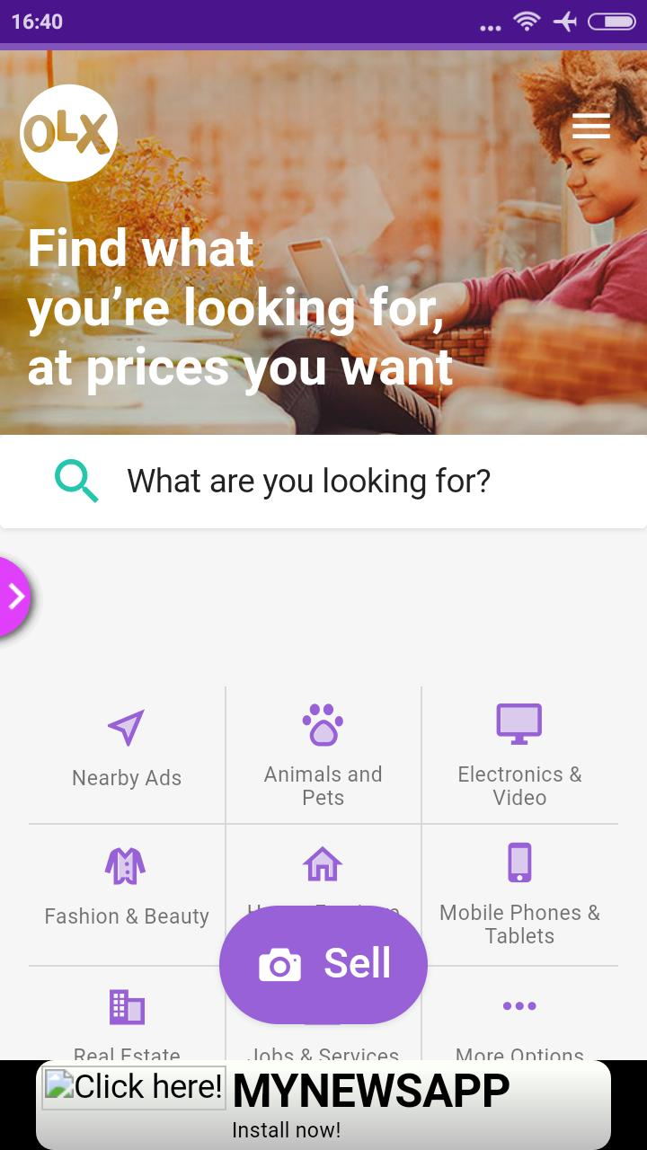 OLX Uganda mix for Android - APK Download