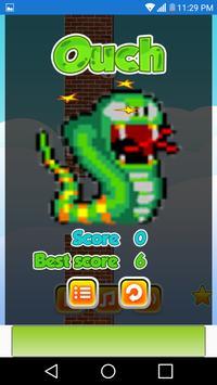 Ocala Cobra Escape- Flappy apk screenshot