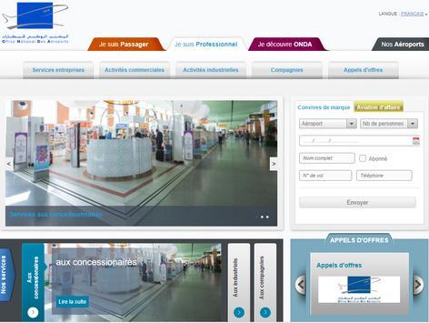 Office National des aéroports apk screenshot