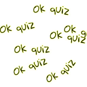 Ok quiz icon
