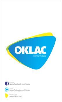 Oklac poster