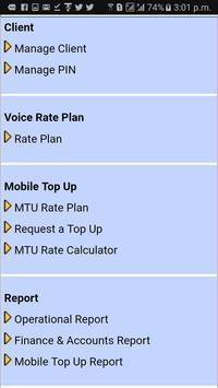 OiiiTel Calling Switch - Manage Resellar screenshot 1