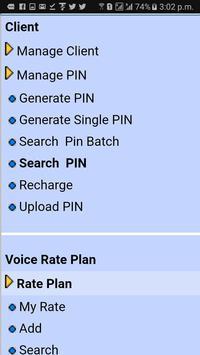OiiiTel Calling Switch - Manage Resellar screenshot 2
