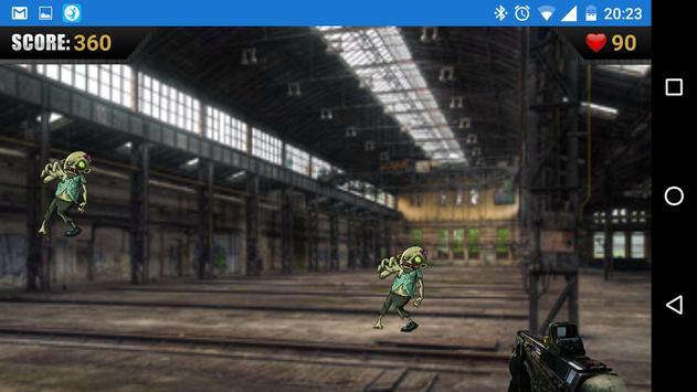 Oleada Zombie screenshot 3
