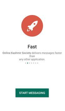 Online Kashmir Society poster
