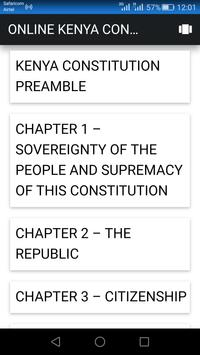 kenya constitution 2010 online poster
