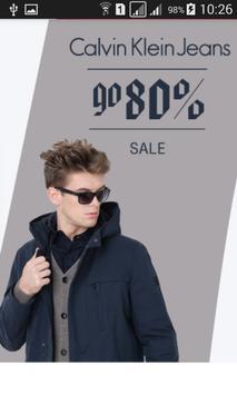 Магазин одежды. apk screenshot