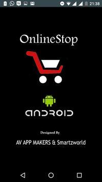 Onlinestop poster