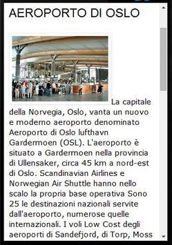 Oslo Guida Turistica screenshot 5