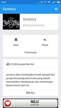 ourstory apk screenshot