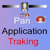 PAN CARD APPLICATION TRAKING icon