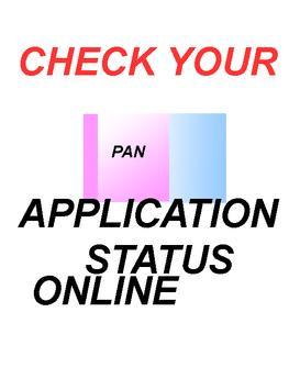 PAN CARD APPLICATION TRAKING screenshot 2